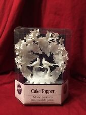 cake topper wedding Doves free shipping new
