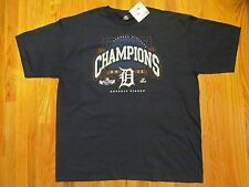 Detroit Tigers 2XL, ALDS 2011 Champions, NWT of $26.00 (photo # 2499)