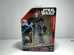 Star Wars Hero Mashers The Inquisitor New Free Fast Shipping