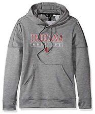 Adidas Women's Indiana Hoosiers Boxed In Hoodie Sweatshirt Medium M NCAA