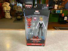 """Marvel Legends 6"""" Baf Stiltman Spider-Man Into The Spider-Verse Nip Gwen Stacy"""