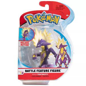 Pokemon Battle Feature Figure Toxtricity