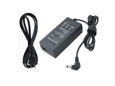 """LG 24"""" 24LF4520-WU LED TV PC monitor power supply AC adapter cord cable charger"""