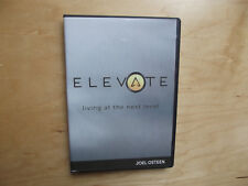 Elevate: Living at The Next Level (DVD/CD, 2012 - 2 Disc Set) Joel Osteen
