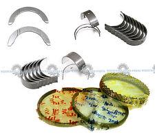 01-05 Honda Civic 1.7 D17A1 D17A2 D17A6 Piston Rings & Main Rod Engine Bearings