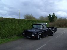 Ford F100, 1958, Long bed