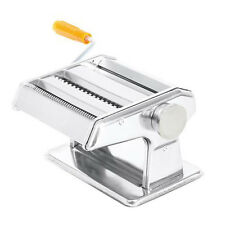 Stainless Steel Fresh Pasta Maker Noodle Roller Machine Spaghetti Fettuccine