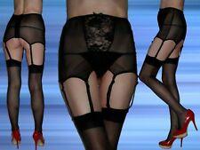 Markenlose Damen-Straps -/Strumpfgürtel