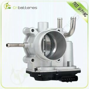 Throttle Body For Hyundai For Accent Veloster For Kia For Rio 1.6L 35100-2B300