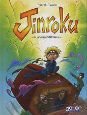BD prix réduit Jinroku Le Ninja Suprême