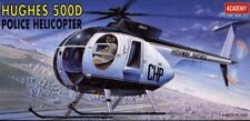 Academy 1/48 Hughes 500D Police Helicopter # 12249