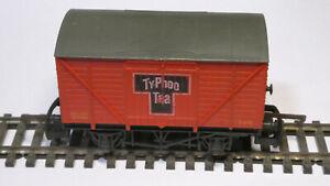 Model Railway 00 Lima TyPhoo Tea van Rolling Stock S1200