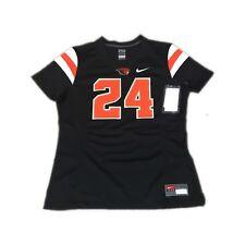 Oregon State Beavers Nike #24 Women's Replica Football Jersey Medium