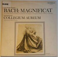 C. P. E. Bach Magnificat Collegium Aureum Thomas Almeling Victrola Stereo