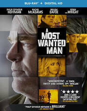 A Most Wanted Man (Blu-ray Disc, 2014, Includes Digital Copy)