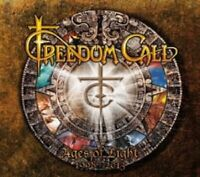 FREEDOM CALL - AGES OF LIGHT 2 CD MELODIC/HEAVY METAL HARD ROCK NEU