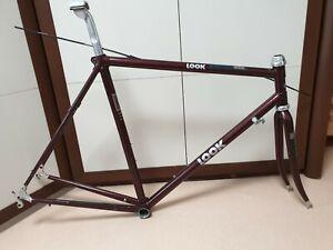 Vintage Look KG 176 54cm Carbon Frameset
