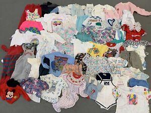 VTG 80s 90s CHILDRENS CLOTHING LOT 52 PCS BOYS GIRLS CARTER HEALTH-TEX & MORE