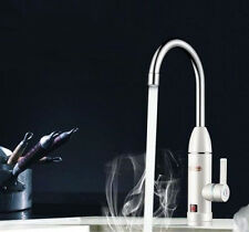 Tankless Electric Water Heater Faucet Kitchen Heating Shower Hot Cold Water Tap