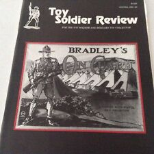 Toy Soldier Review Magazine Bradley's On Guard Winter 1985 071217nonrh