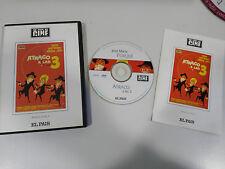 ATRACO A LAS 3 - DVD JOSE LUIS LOPEZ VAZQUEZ GRACIA MORALES REGION 2