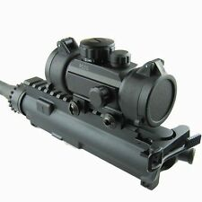 1x30MM Dot Sight Red and Green Illumination 3 MOA