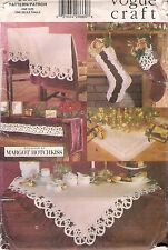 Vogue Sewing Pattern 9920, Victorian Christmas Patterns, OOP, Uncut