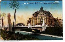Timisoara Temesvar AK 1915 balneazione manicomio fürdö Banat Romania Romania 1509329