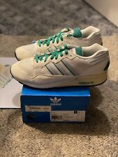 Adidas ZX710 White/Green Brand New Size 9