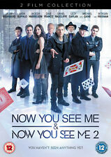 Now You See Me 1 & 2 DVD 5030305520632