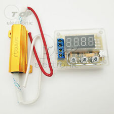ZB2L3 V3 1.2-12V 18650 battery capacity tester 3A finished with shell