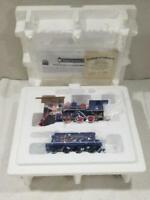 Spirit Of America HO Scale Locomotive Engine & Tender Train Car FREE USA SHIP