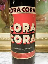 1920-1930 – CORA-CORA L'APERITIVO CHE PIACE A ME SIGILLO IMPOSTA CONSUMO SIENA