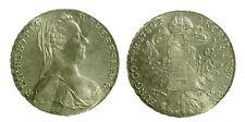 s62_26) AUSTRIA - Maria Teresa d'Austria  - Tallero 1780 Restrike Riconio Ar
