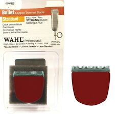 Wahl Sterling 2 Bullet, maní Trimmer Cuchilla de repuesto estándar 2068-800