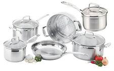SCANPAN Impact Stainless Steel 6 Piece Cookware Set RRP $599.95 Saucepan