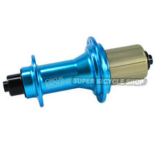 Circus Monkey HRW Road Rear Hub,24 Hole,Sky Blue