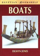 Boats (Egyptian Bookshelf)-ExLibrary