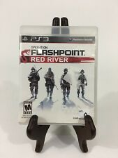 Operation Flashpoint: Red River - PS3 Playstation 3 Missing Manual Free Shipping