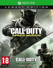 Call of Duty Infinite Warfare - Legacy Edition XBOXONE NUOVO ITA
