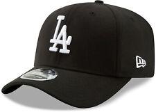 LA Dodgers New Era 950 Black Stretch Snapback Cap