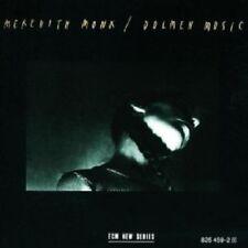 MEREDITH MONK - DOLMEN MUSIC  CD  5 TRACKS  NEW!