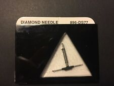 896-DS77 NEEDLE STYLUS for PYE BUTTERFLY Zenith Micro-Touch 2G 142-126, 127, 136