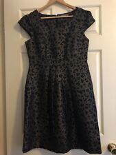 Jacqui E Dress - Below knee - Size 12 - pockets