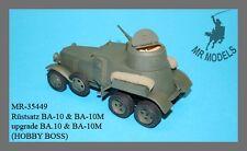 1/35th MR Models Soviet Upgrade Ba-10 & Ba-10M