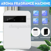 LCD Display Aroma Diffuser Humidifier Perfume Oil Aroma Atomization Machine