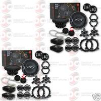 "4 x JBL GTO609C 6.5"" CAR AUDIO 2-WAY COMPONENT SPEAKER SYSTEM GTO 609C"