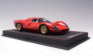 1/18 AB Models Ferrari 330 P4 from 1967 Presentation Red  50 pcs n BBR / MR