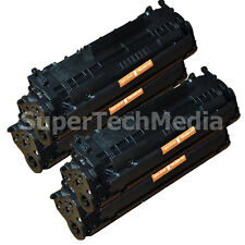 4 Black Toner Cartridge For CANON 104 MF4150 4690 D480