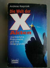 Science-fiction Akte X Files 12 Bücher Konvolut Serie 90er Scully Mulder Mystery Science Fiction